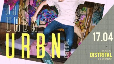 URBN Distrital - Solte seu corpo e sinta a vibe na pele! 1