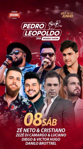Em junho, Pedro Leopoldo se transforma na capital nacional do Rodeio! 3