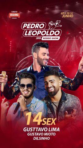 Em junho, Pedro Leopoldo se transforma na capital nacional do Rodeio! 4