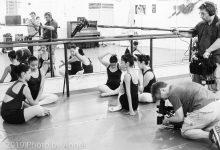 Cineasta alemã dirige filme no Brasil sobre Cia Ballet de Cegos 3