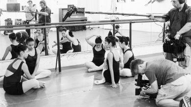 Cineasta alemã dirige filme no Brasil sobre Cia Ballet de Cegos 2