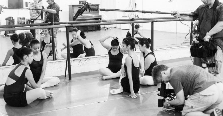 Cineasta alemã dirige filme no Brasil sobre Cia Ballet de Cegos 1