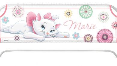 Grade para cama Gatinha Marie - Styll Baby Foto: divulgação