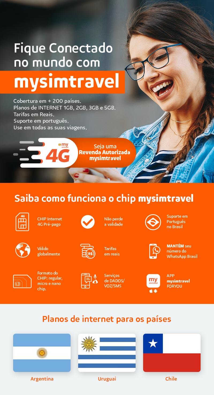 Chile se prepara para receber turistas brasileiros 2