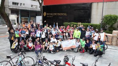 Pedal voluntário movimentará capital paulista