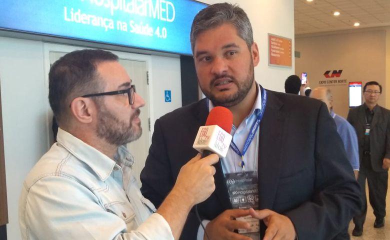 Reinaldo Dutra e Dr. Marcus Carvalho - Foto : Jorge Rodrigues