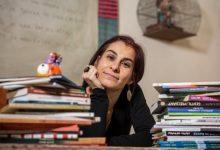 Escritores portugueses Mafalda Milhões  e Nuno Costa participam da Feira do Livro de Joinville 5