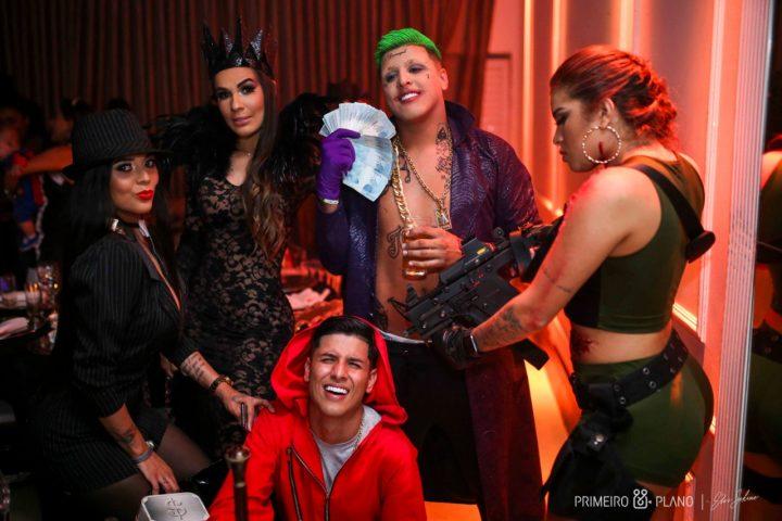 Mc Kevin comemora aniversário com festa à fantasia ao lado de famosos 7
