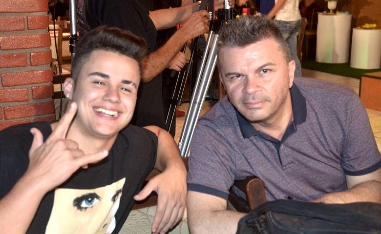Antony Lopes e Beto Campbell - Foto: Reinaldo Dutra