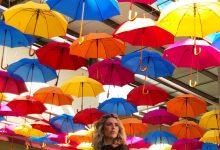 Porto Belo Outlet Premium traz o projeto  Color Sky para colorir corredores do mall 3