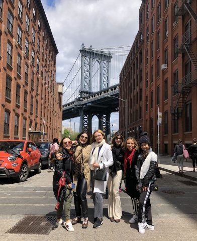 Larissa Manoela e Lucas Jagger comemoram aniversário de Sophia Volpe em NY 9