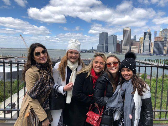 Larissa Manoela e Lucas Jagger comemoram aniversário de Sophia Volpe em NY 7