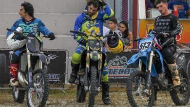 O piloto de FreeStyle Motocross Tatá Pelegrino dá show na Technic Fest! 5