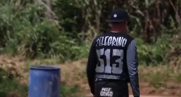 O piloto de FreeStyle Motocross Tatá Pelegrino dá show na Technic Fest! 2