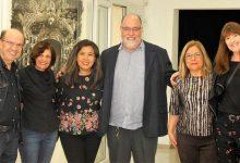 """Fernando Ekman celebra com artistas sua Vernissage na Galeria Joh Mabe da exposição """"Boca de Cena"""" 7"""