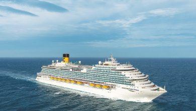 Costa Firenze novo navio da Costa Cruzeiros inicia operação em outubro de 2020 3