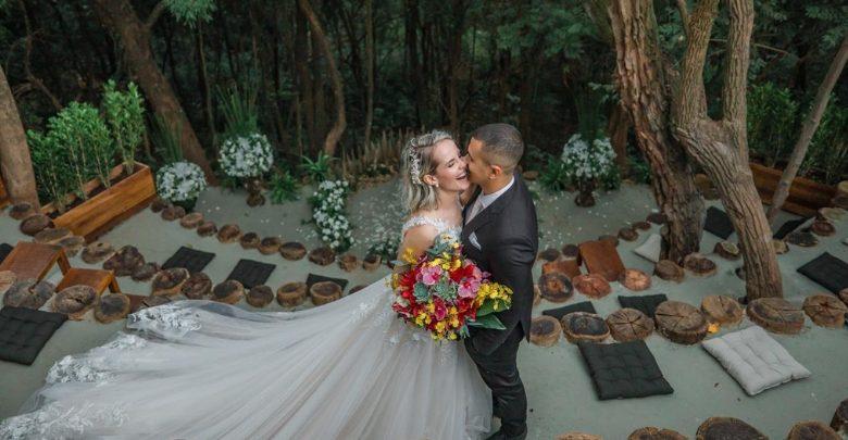 Brasil tem espaço único para casamentos que só existia em Ibiza na Espanha 1