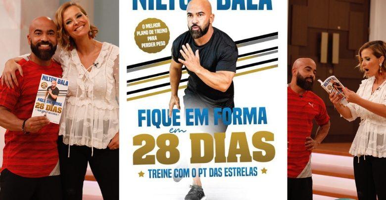O brasileiro Nilton Bala faz sucesso em Portugal e lança livro - Fotos de: Reprodução / MF Press Global Por: Hebert Neri