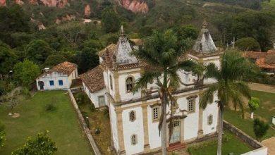 Antiga Freguesia Santo Antônio da Casa Branca do Ouro Preto - Foto Divulgação