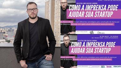 """Vinícius Cordoni leva palestra """"Como a imprensa pode ajudar sua Startup"""" para Santa Catarina 5"""