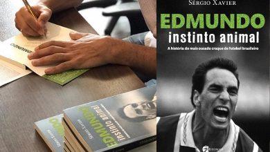 Edmundo  Obra do polêmico atacante aborda vida dentro e fora de campo 2