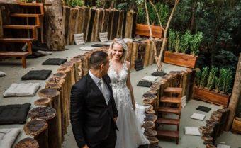 Brasil tem espaço único para casamentos que só existia em Ibiza na Espanha 2