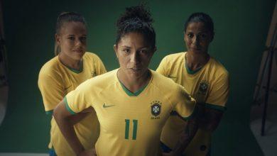 Seleção Feminina é #CoisaNossa