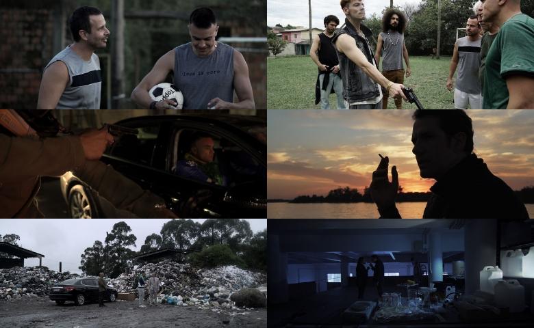 Série de TV expõe submundo do futebol com Márcio Kieling e Nuno Leal Maia - Divulgação