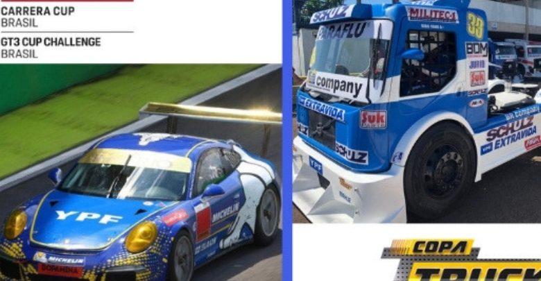 YPF acelera e amplia patrocínios no esporte a motor 1