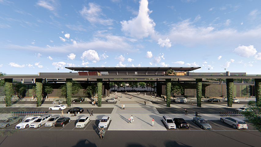 Boulevard 14/32, novo empreendimento do Floripa Airport 2