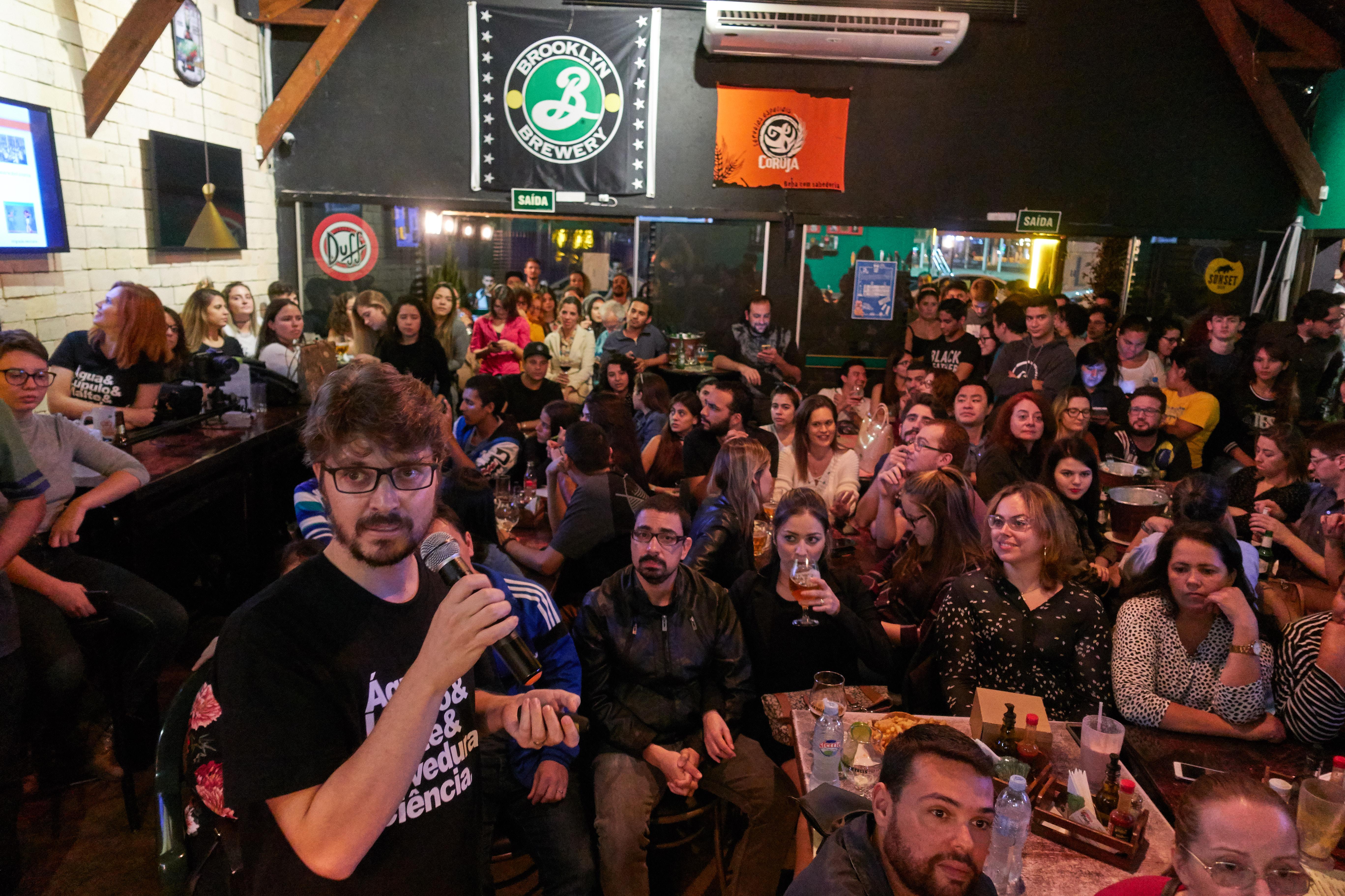 Festival de Ciência e Cerveja está de volta a Foz do Iguaçu 2