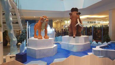 Itajaí Shopping lança campanha do agasalho com temática da animação A Era do Gelo 3