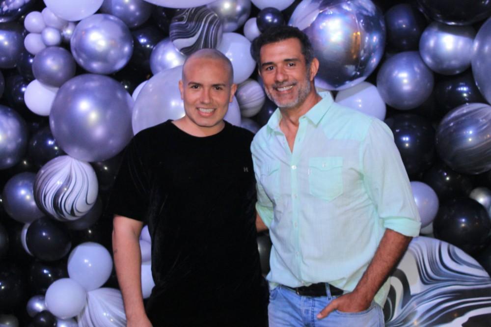 Marcos Pasquim, Lexa, Jojo Todynho e outros famosos em festa de design de interiores 1