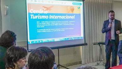 Plano de promoção internacional é apresentado pela Embratur em reunião no Fórum Nacional de Turismo 3