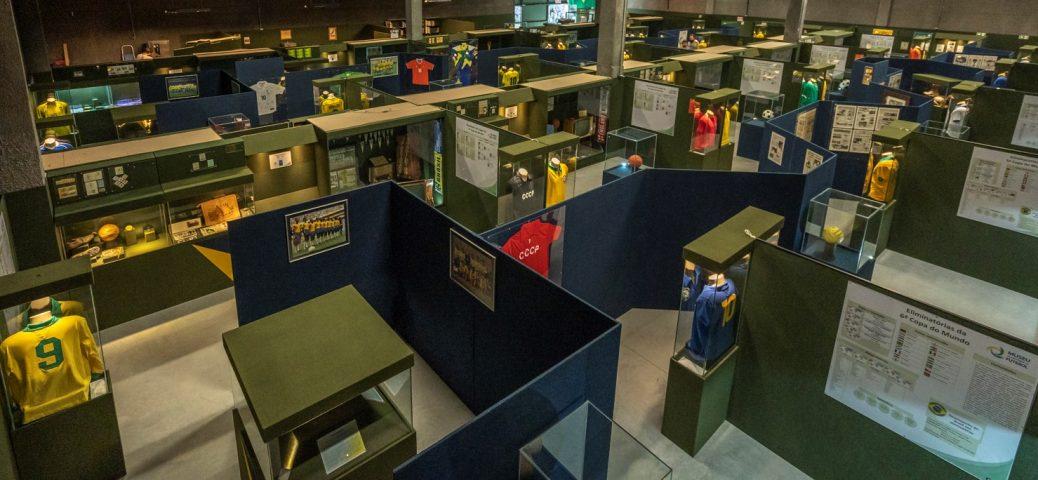 Museu da História do Futebol em SC é o maior acervo exposto das Américas