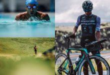 O triatleta profissional mineiro Thiago Vinhal tem dado o que falar em nível nacional - Foto Rômulo Cruz -
