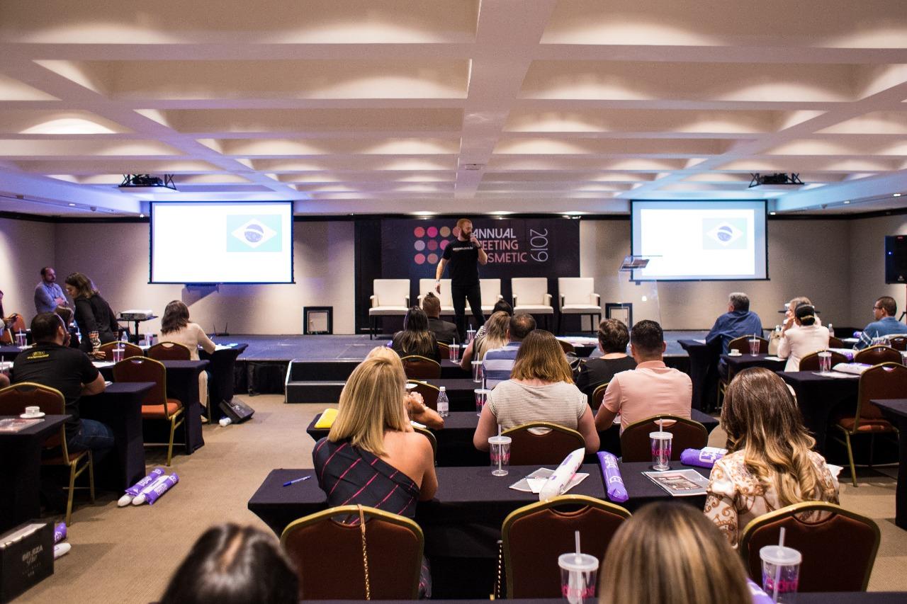 Primeira edição do Annual Meeting Cosmetic é sediada em SP 5