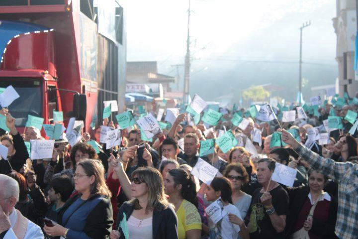 Festa de Santa Paulina promete movimentar o município de Nova Trento - SC 2