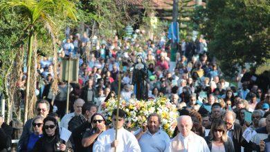 Festa de Santa Paulina está sendo preparada para mais de 20 mil devotos 3