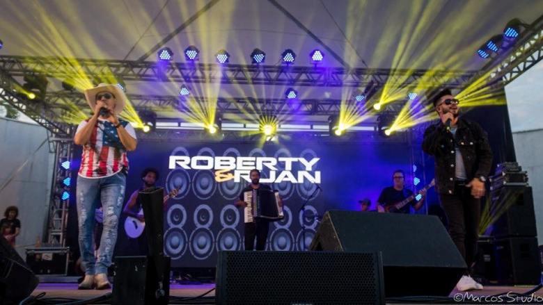 Roberty e Ruan lotam show em Mogi Mirim 2