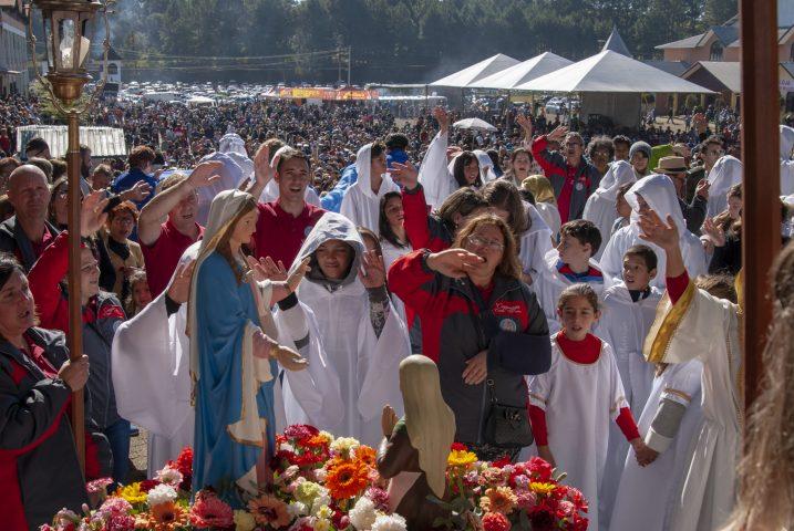 Santuário de Caravaggio de Canela promove duas romarias no próximo fim de semana 2