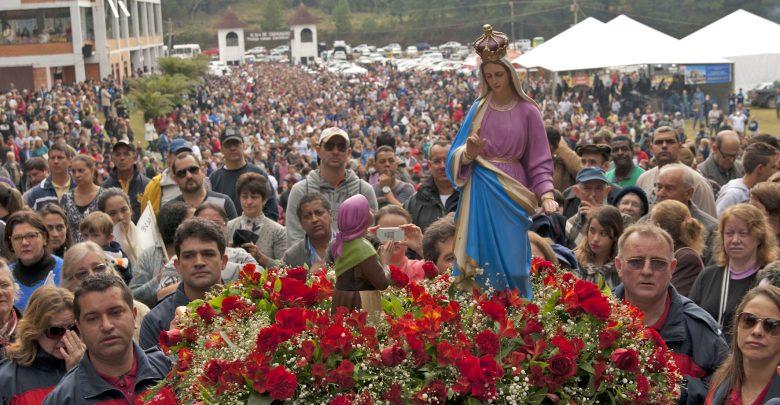 Santuário de Caravaggio de Canela promove duas romarias no próximo fim de semana 1