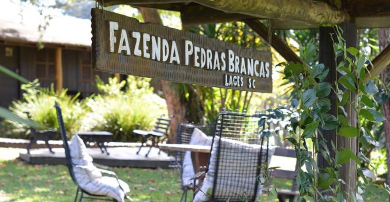Hotel Fazenda Pedras Brancas  sedia congresso  I Congresso Brasileiro de Bem-estar e Saúde 1
