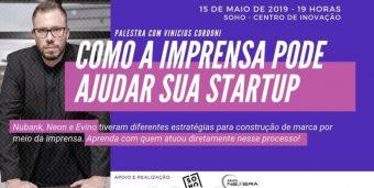 Convite: Vinícius Cordoni em Florianópolis