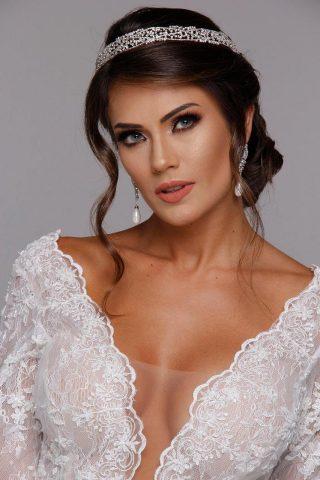 Pre wedding: noiva de Leandrinho Barbosa arrasa em ensaio para editorial de noivas 2