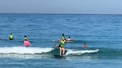 Bruna Rauta curte o outono surfando na Praia do Pontal! 6