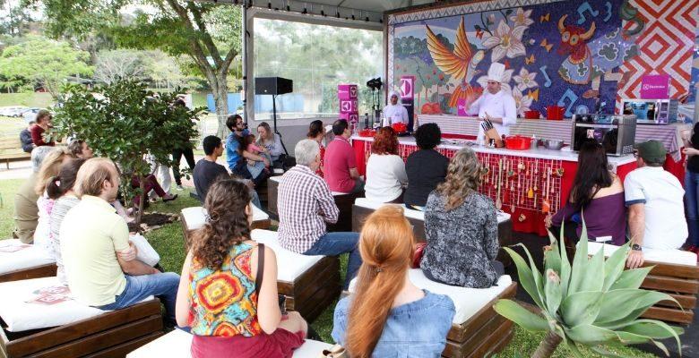 gastronomix, gastronomia, chefs, evento, arte, musica, brasil, florianópolis, lagoa iate club, junho