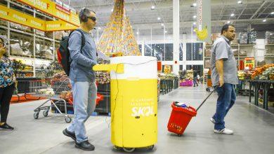 SKOL abre a roda para todo mundo e testa carrinho de  compras que auxilia pessoas com deficiência visual nos supermercados 4