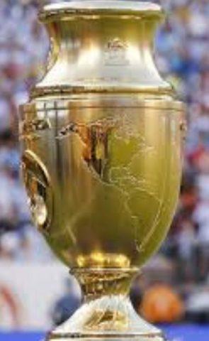 Copa América, competição de seleções da América do Sul - Divulgação