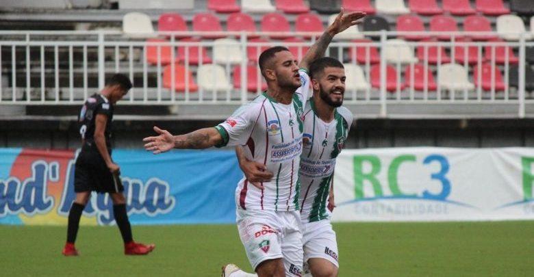 Volante do Fluminense de Itaum projeta jogo com o Camboriú 1